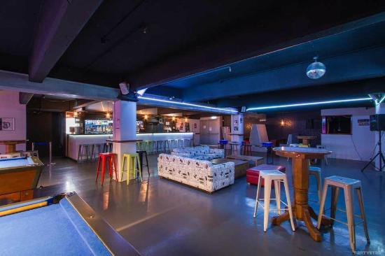 Discovery Melbourne: Disco Bar