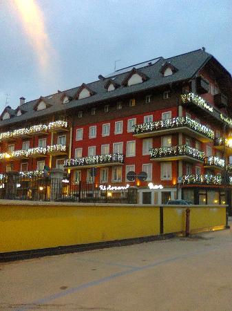 Hotel al centro di asiago picture of hotel paradiso for Asiago hotel paradiso