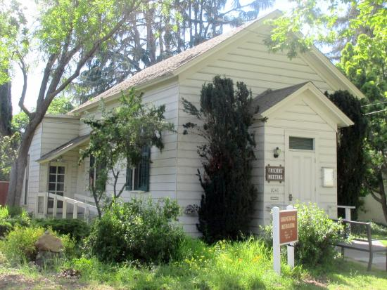 ‪San Jose Friends Meeting House‬