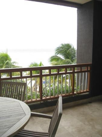 Grand Roatan Caribbean Resort: Balcony