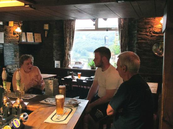 The Druid Inn: The Druid Atmosphere