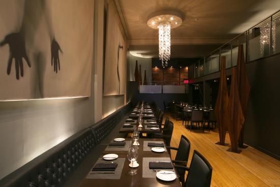 Photo of Restaurant Globe Bistro at 124 Danforth Avenue, Toronto, ON M4K 1N1, Canada