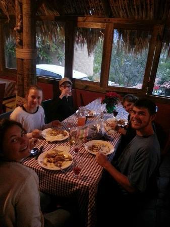 La Villada Inn : After our cooking class