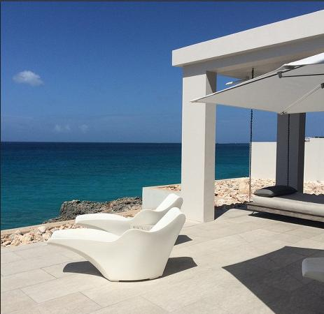 Four Seasons Resort and Residences Anguilla: View from Spa