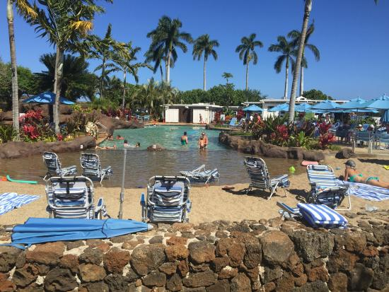 Kiahuna Plantation Resort: The new pool