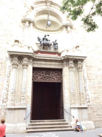 Iglesia de San Martin Obispo y San Antonio Abad