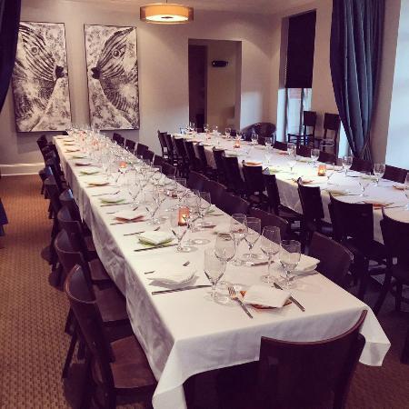 Mezani Private Dining Room Picture Of Asante Atlanta TripAdvisor Impressive Private Dining Room Atlanta