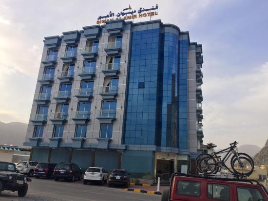 Hotel Diwan Al Amir - Khasab