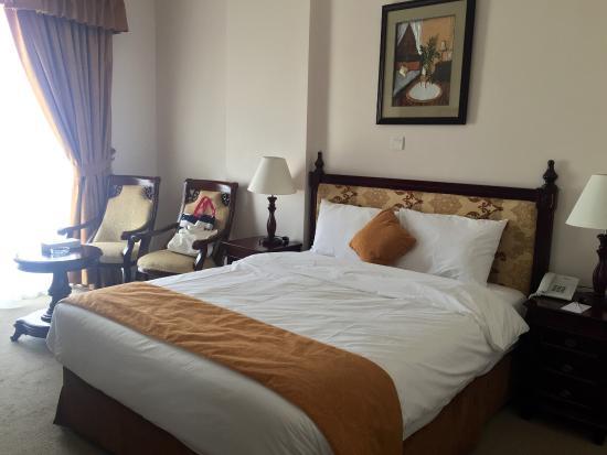 Diwan Al Amir : Double Bedroom