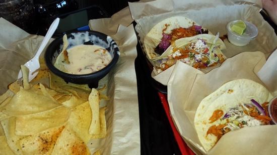 Taco Del Gnar: Eclectic tacos