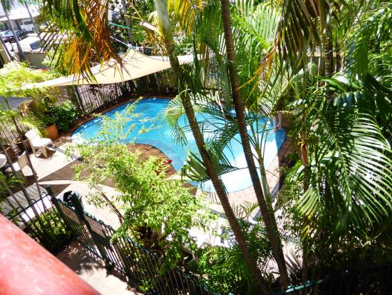 Value Inn Darwin: Pool Area