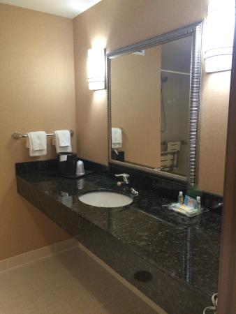 Holiday Inn Eugene - Springfield: Bathroom (handicapped)