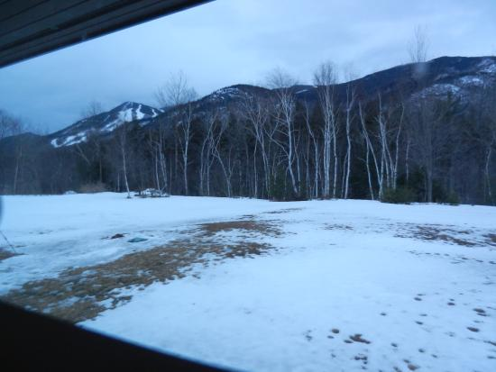 The Hungry Trout Resort: view