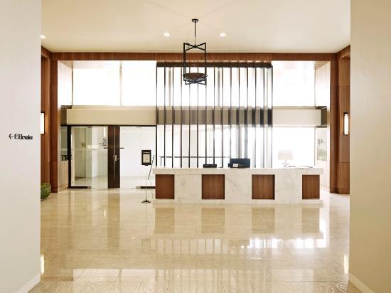 Lotte Hotel Guam: Club Lounge