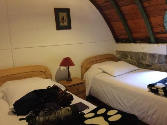 Guango Lodge: Room 1