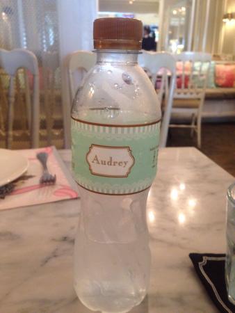 Designer water (again)