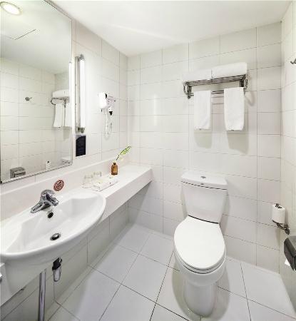 Holiday Inn Express Beijing Wangjing : Bathroom