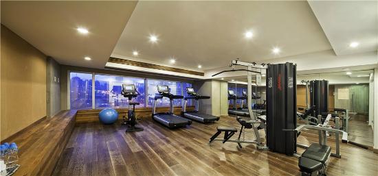 Holiday Inn Express Beijing Wangjing : Gym