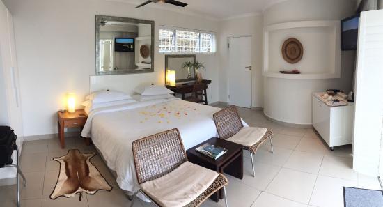 Villa Afrikana Guest Suites: Owner's suite