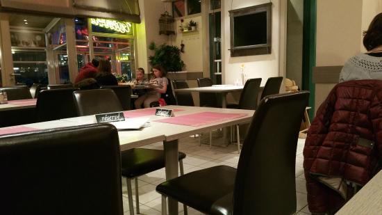 Dining Area at Restaurant de Polderbloem