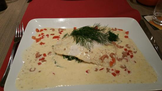 My Fish Preparation at Restaurant de Polderbloem