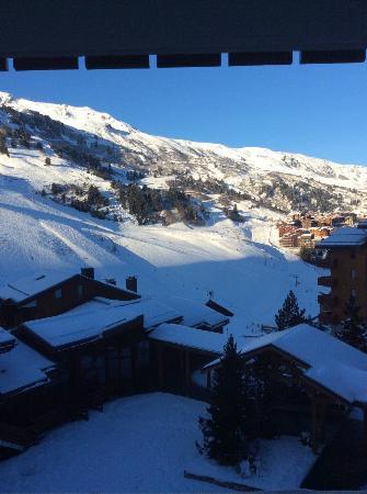 Pierre & Vacances Premium Residence Les Crets: Вид из нашего окна