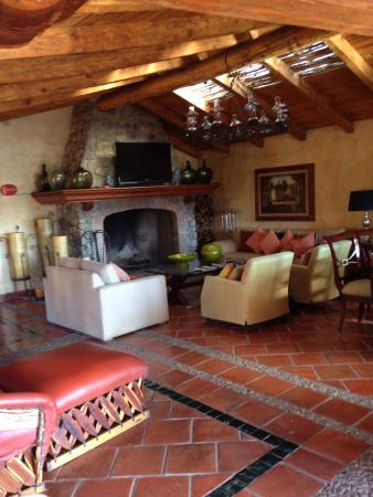 Hotel La Casona: Great place to relax