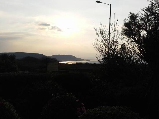 Glyn-y-Coed Hotel: View in the Morning