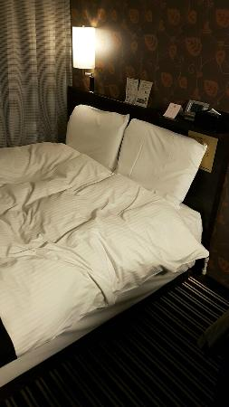 APA Hotel Ningyocho Eki Kita: Double Bed