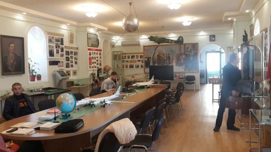 Yu. Gagarin's National Museum