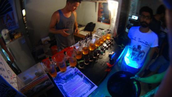 Baan Tai Backpackers : Start to an unforgettable night at Baan Tai