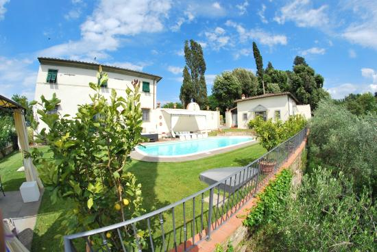 Relais Villa Il Sasso Historical Place