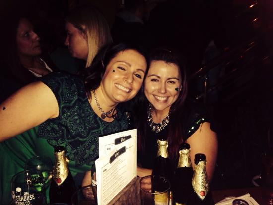 The Porterhouse Covent Garden: Luck of the Irish!!