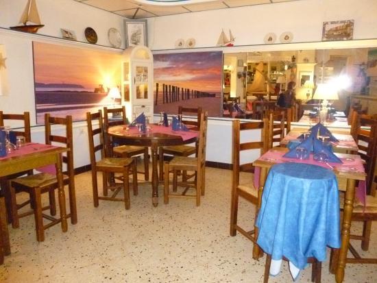 Le Vivier Restaurant: autre vue de la salle