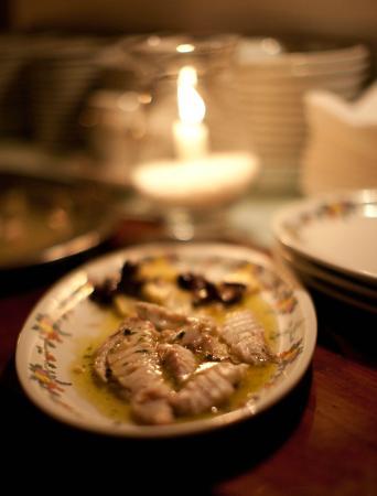 Pesce al forno Ristorante Terrazza Brunella Capri - Picture of ...