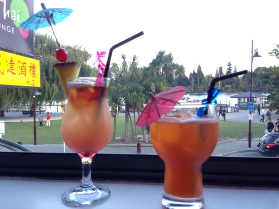 My Thai Lounge: Cocktails :)