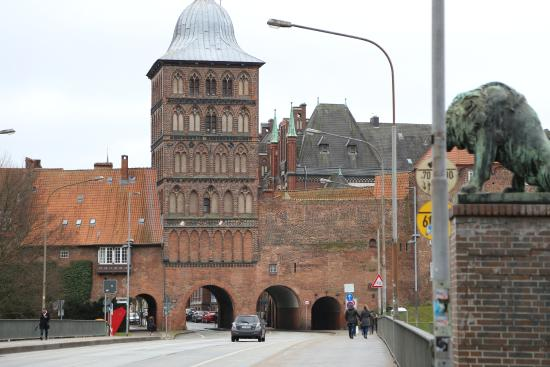 Holiday Inn Luebeck : downtown