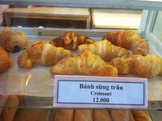 Daily Fresh croissant