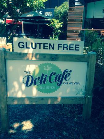 The Gluten Free Deli/Cafe on Weyba