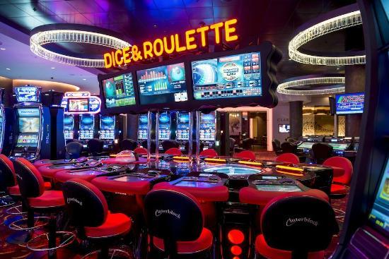 Xscape: Roulette at The Casino MK