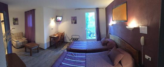 Hotel le Pradet : chambre twin confort