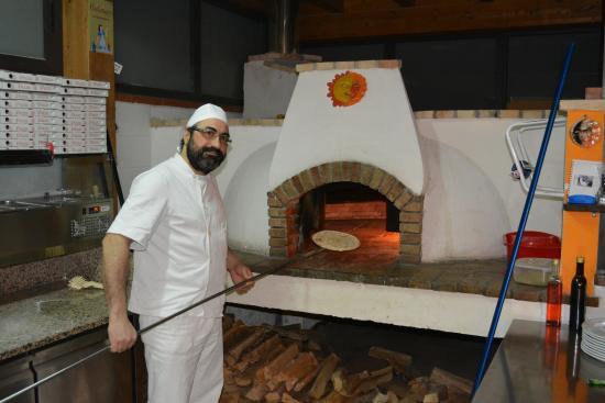Santa Teresa di Riva, Italien: The owner