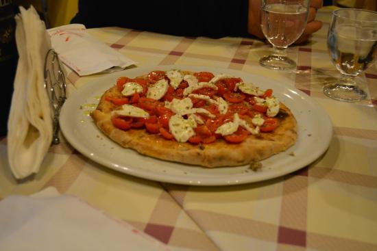 Santa Teresa di Riva, Italia: Appetizer