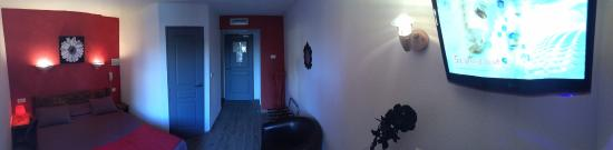 Hotel le Pradet : chambre double confort