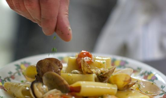 Pasta Brunella Style Ristorante Terrazza Brunella Capri