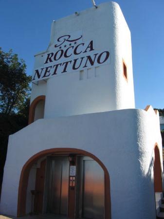LABRANDA Rocca Nettuno Tropea: Das ist der Lift zum Strand