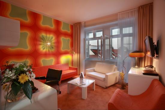 Vintage design hotel sax updated 2018 reviews price for Design hotel prague tripadvisor