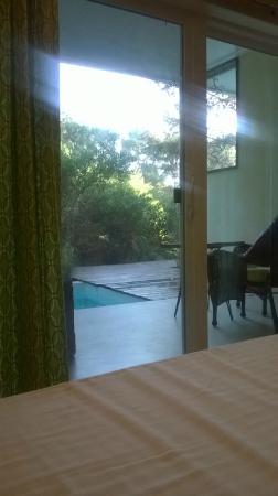 La Viuda de Jose Ignacio: room with a view