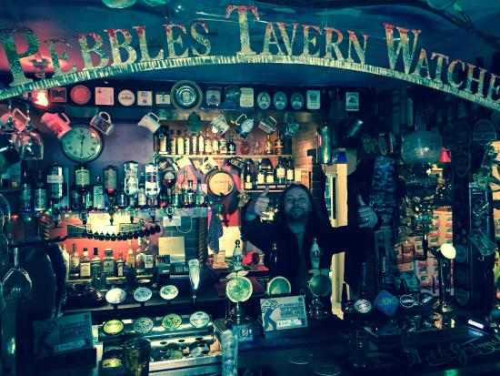 Pebbles Tavern and Landlord