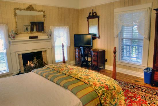 The York House Inn: Mollie's Suite